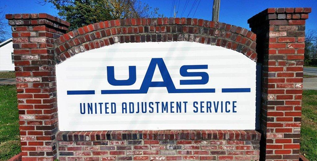 UAS-sign
